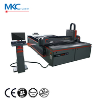 Industry Laser Equipment 500w CNC 3015 Fiber Laser Cutting Machine for Steel Metal Sheet