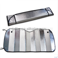 Windshield Sunshade Visor/Windshield Sunshade film/aluminized sunshades