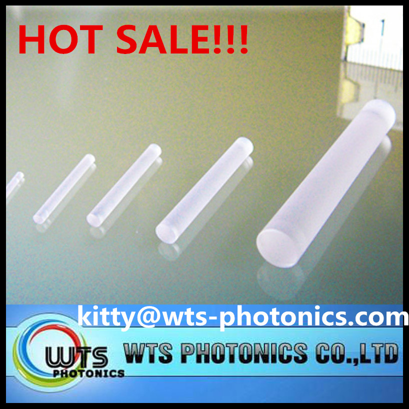 cylindrical rod lens lenses for endoscope,BK7/K9 quartz,light pipes