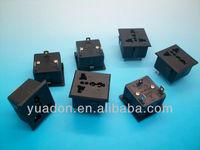ups/pdu AC universal muti-use power socket /power outlet