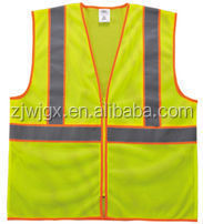 Europe standard safety security vest for men