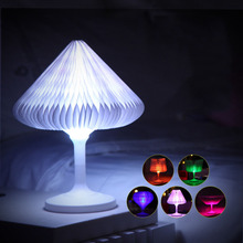 Creative decorative table lamp kids children room led color change light