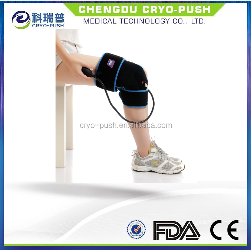 CE, FDA approved knee pain relief cooling therapy machine
