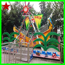 10 seats amusement park ride pirate ship for sale, small pirate ship children ride