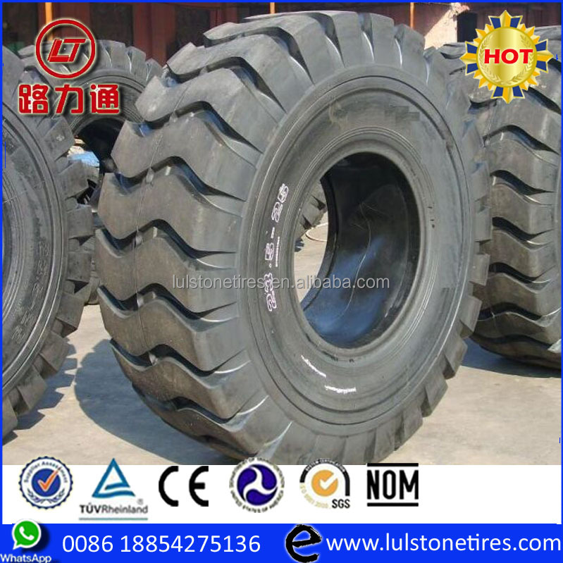 Hot Sale High Quality DOT Approved Off The Road Bias OTR Tyre 20.5-25