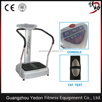 crazy fit massage body vibration exercise machine YD-6823