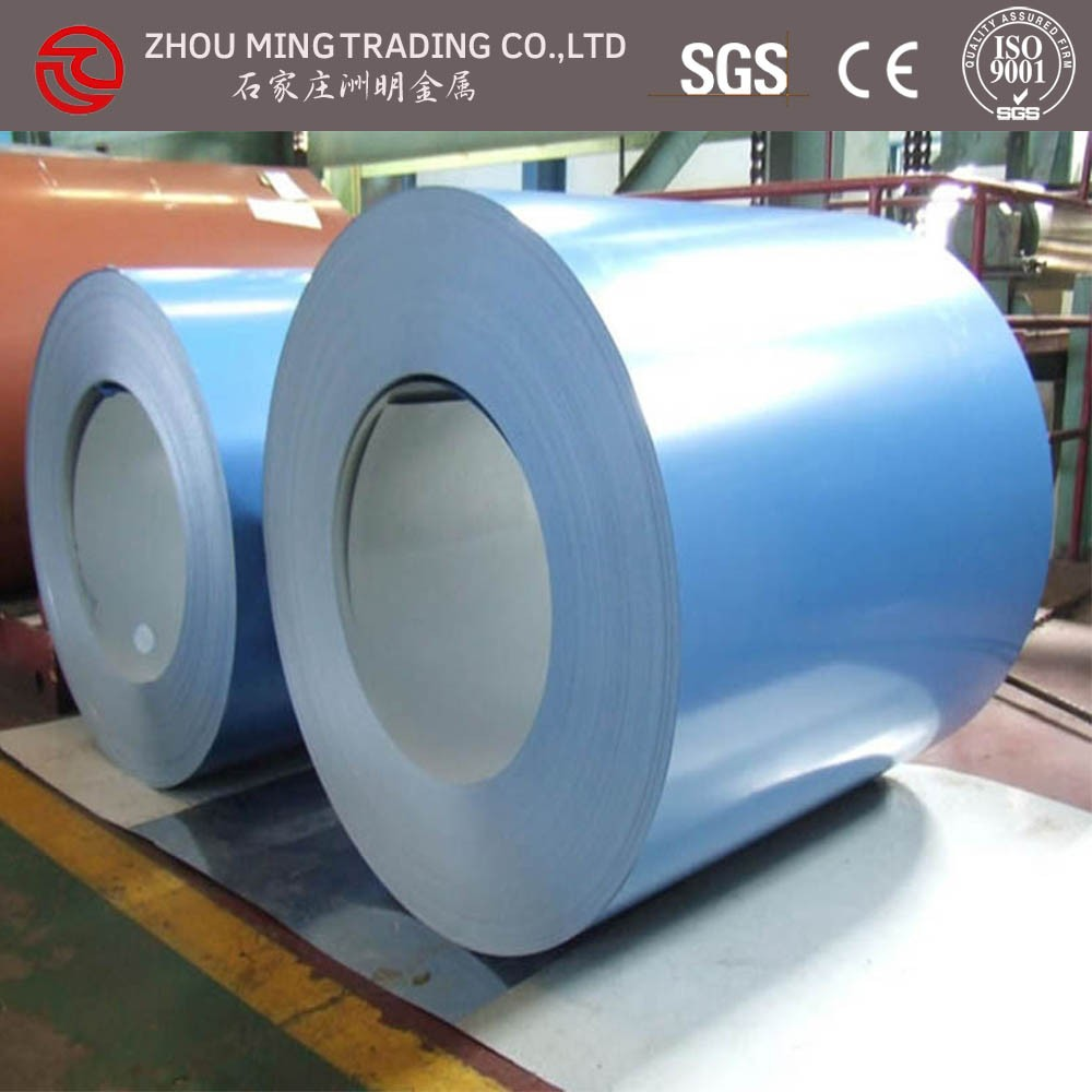 RAL 9002 white color PPGI prepaint galvanized steel coil price