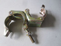 Korean & Japanese Type Pressed Swivel Scaffolding Couplers