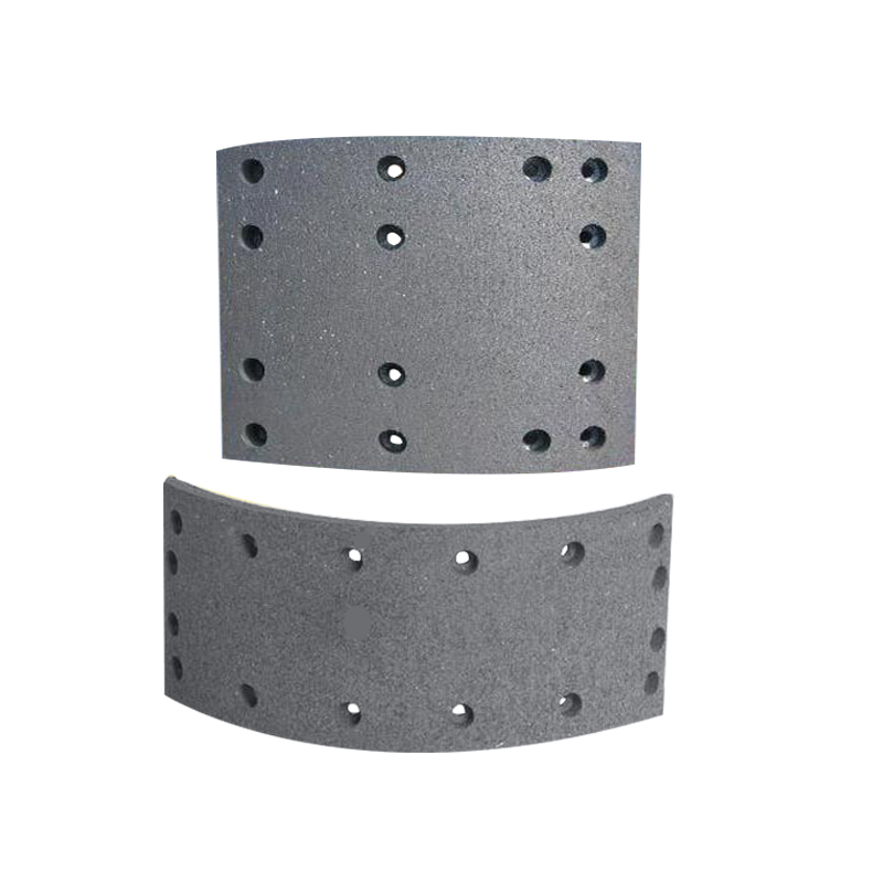 Frasle brake lining for export car