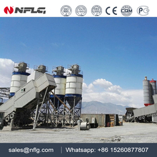 Supply YHZS Series ready mix concrete machinery and related equipments