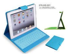 Keyboard Leather Case for 7 inch Tablet PC with bluetooth wireless keyboard