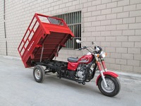 Heavy Load 3 Wheel EEC Tricycle Motorcycle Manufacture