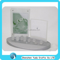 unique design customized clear jewelry furniture display assembled jewellery display for rings earrings bangle oem cheap price