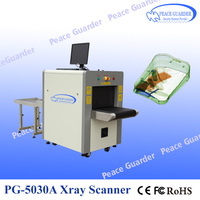5030A Xray Scanner Baggage inspection Machine with best price for hotel security check