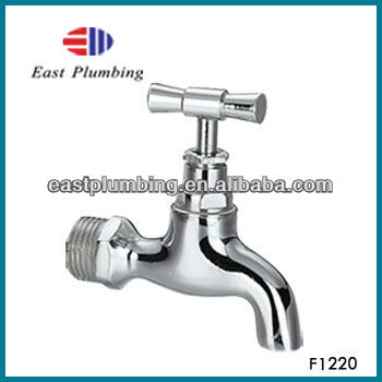 F1220 Commonly Used Single Handle Centerset Wall Mounted Vessel Sink Faucet