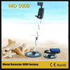 MD5008 Under ground metal detector,gold detector Hotsale Big coil and small coil