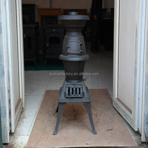 classic cast iron wood burning stove/ solid fuel stove(JA020L)