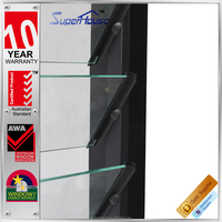 Superhouse Compact glass louver windows with trade assurance service