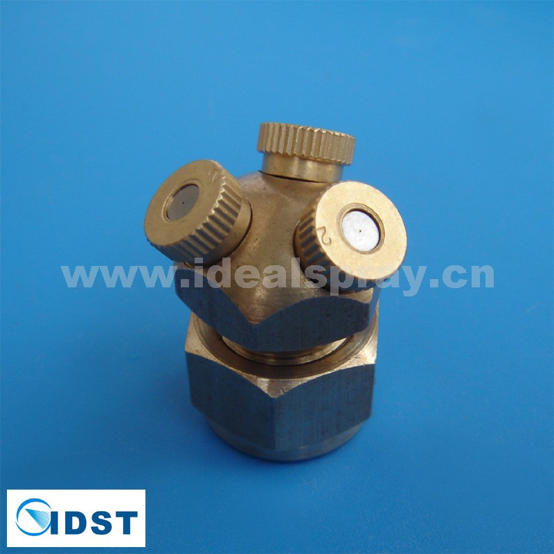3~20 Bar Low Pressure Fog Nozzle for Cooling and Humidification