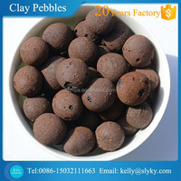 8-16mm LECA Light Expanded Clay Aggregate Growing Medium