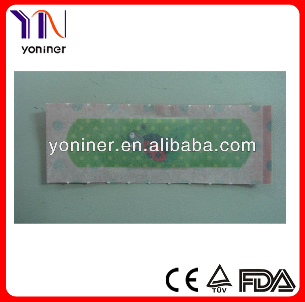OEM Color Adhesive Bandages/wound plaster/band aid