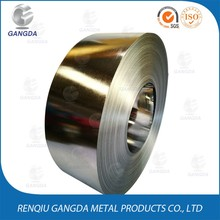 0.18mm 2.0mm thickness galvanized steel strip Color Base Materials zinc coated coil
