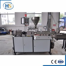 Plastic Film Recycling Side Feeder Two Stage Extruder Machine/Plastic Granulator For Sale