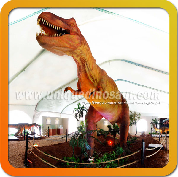 Gorgeous Dinosaur King Toys Display For Amusement Park