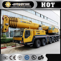 XCMG brand QY160 all truck crane 160 ton with competitive price