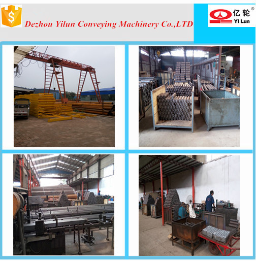 China belt conveyor for coal mining, cement plant ,power plant