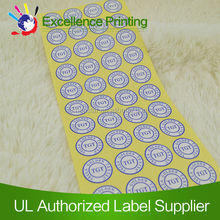 water resistant made especially for you labels