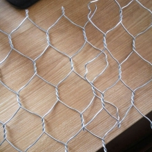30m long hexagonal wire mesh Gabion basket/Gabion box