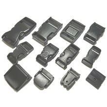 Eco-Friendly Safety Quick Release Slide Plastic Strap Buckles For Bags & Belt