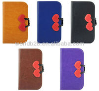 2013 Hot Selling New Design Leather Mobile Phone Case for Samsung Galaxy S3 i9300