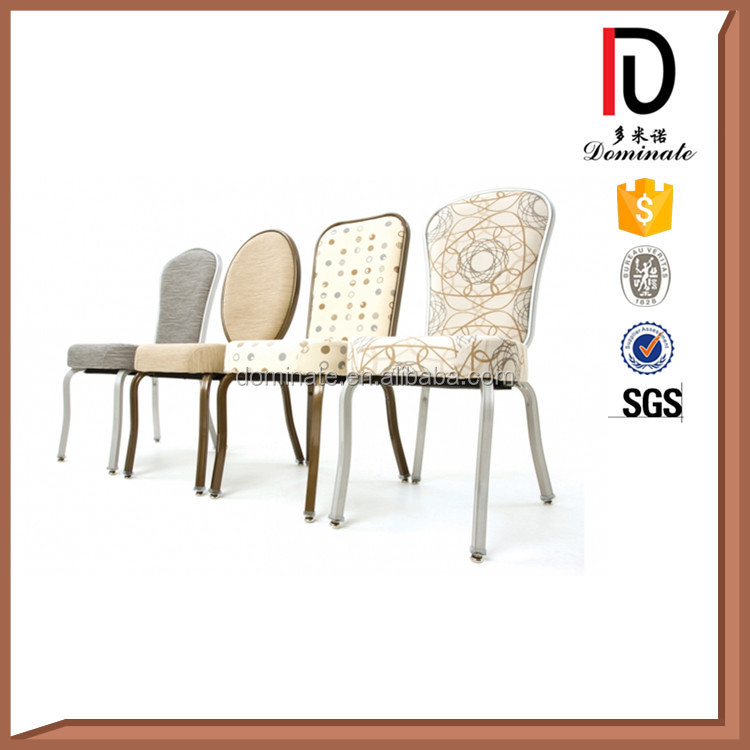 America style aluminium stacking high quality new design banquet hotel restaurant flexible Roll flex back chairs