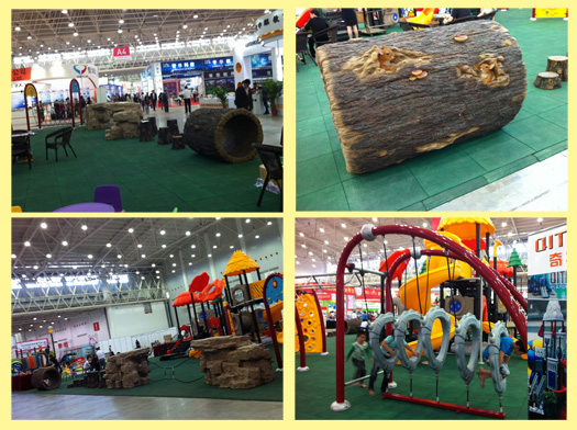 Bole New Product outdoor playground equipment, plastic playground, school playground equipment