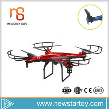 New goods 2.4G 4ch rc quad copter drone professional with fpv camera