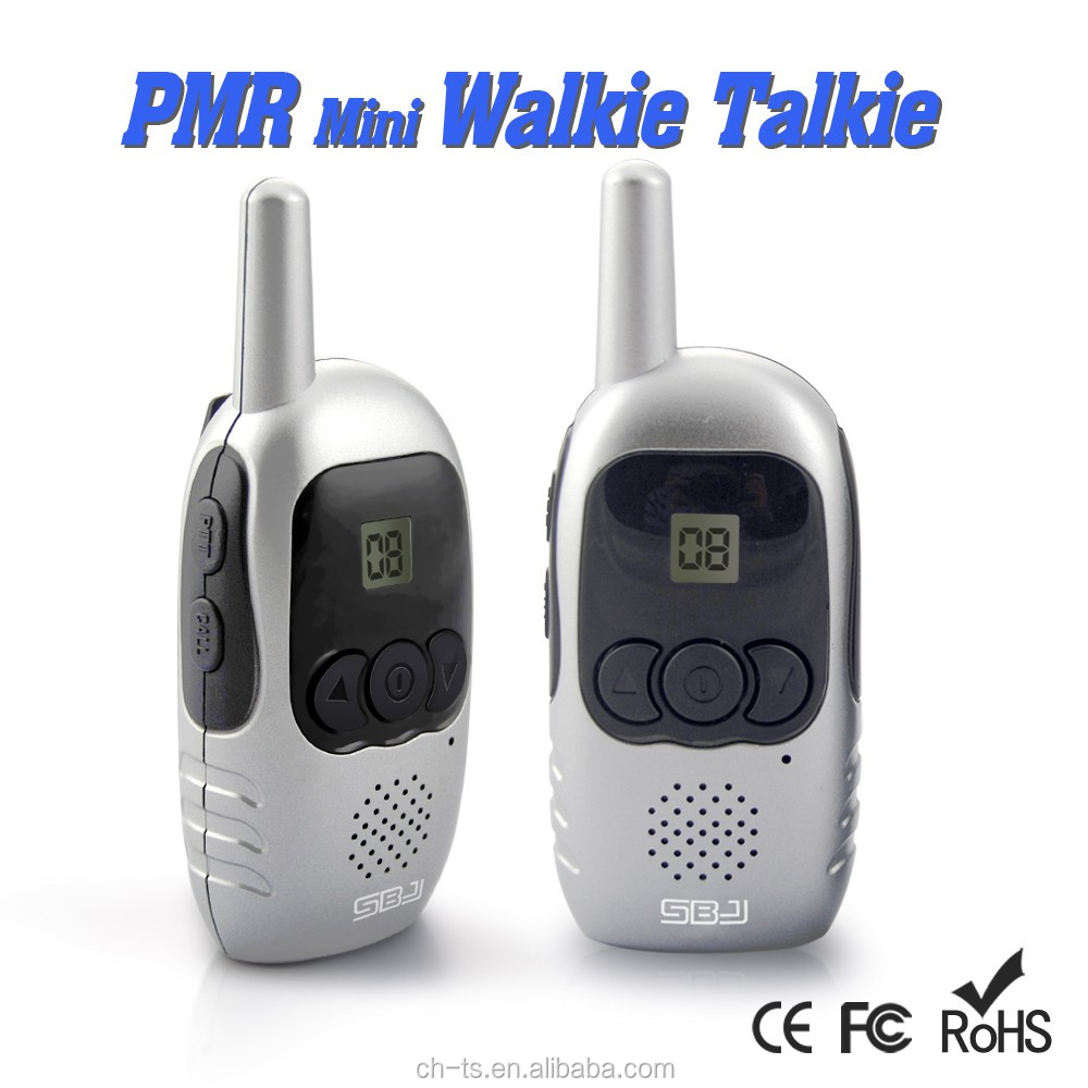 long range kids two way ptt radio phone small walkie talkie communication interphone