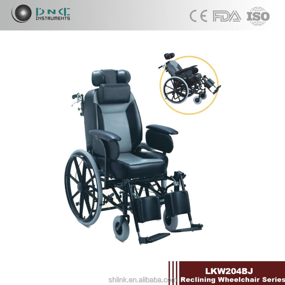 electric wheelchair/reclining wheelchair price