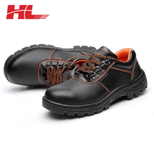2018 Promotions OEM Working protective work men cheap safety shoes