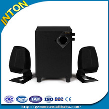 laptop computer woofer speaker with USB SD bluetooth for home theater system