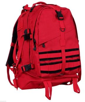 Large Military Style Transport Backpack Medic Bag