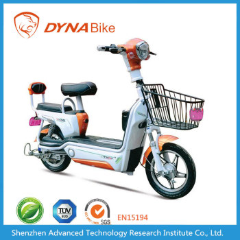 Dynabike Sky C1 - 350~450W Motor - 20AH Lead Acid Battery - 30Km/h Max Speed - Electric Scooter
