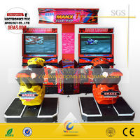 TT Motor Simulator Arcade Video Super Bike Racing Game Machine for sale