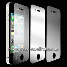 Pavoscreen anti shock no bubble real glass screen protector for Iphon