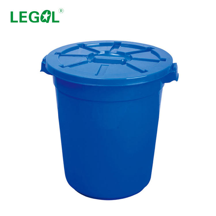 30L,40L,50L,60L,80L,100L,120L,150L Plastic Trash Can Waste Bucket