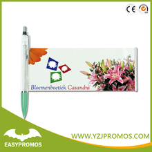 Advertising Ballpoint Pen Custom Logo Banner Pen