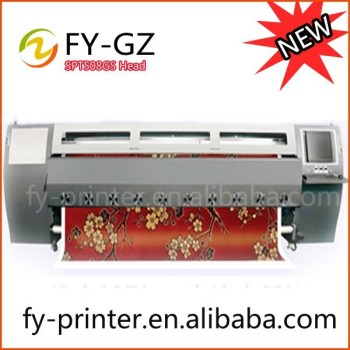 Good price Infiniti 3.2m eco solvent inkjet printer 1440dpi resolution