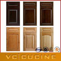 High quality low price Solid wood doors designs
