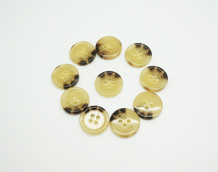 Premium Imitate Horn Shirt Buttons for Clothes